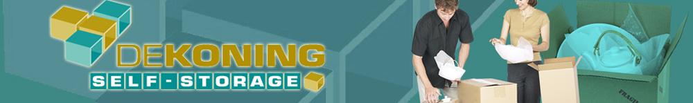 De koning self-storage